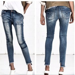 One X One Teaspoon Desperados Jeans